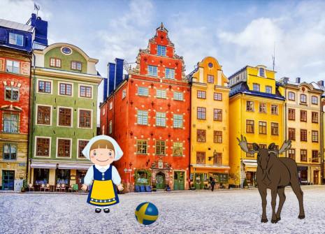 Scappate con il mese della Svezia su Lionzer!